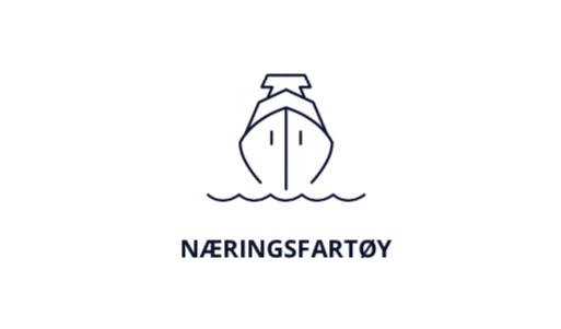 Næromgsfartøy logo